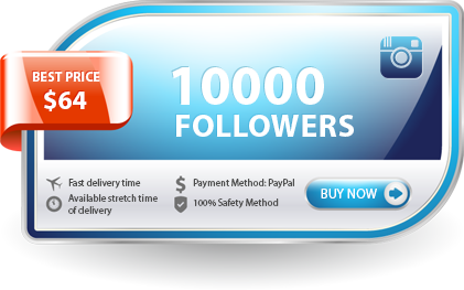 buy 10 000 instagram followers